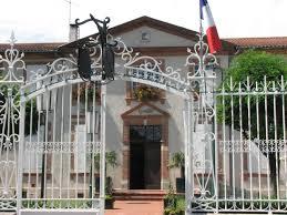 Mazeres mairie